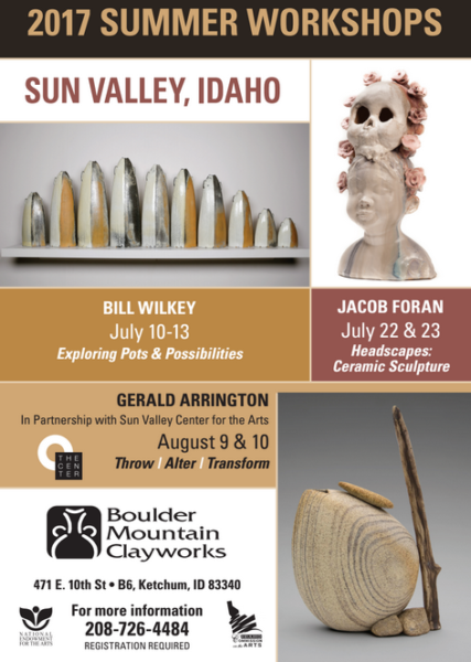 2017 Summer Workshops